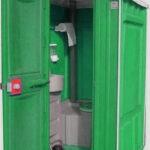 Туалетная кабина VIP